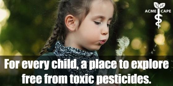 Twitter Pesticide Rpt Meme - Girl with Dandelion - Impact